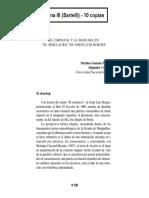 04014099 Guzman Pinedo y Cebrelli - El Carnaval y La Mascara en Borges