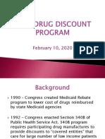 340B Drug Discount Program