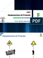 HST - EPIs e EPCs