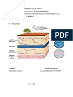 TP hydrologie