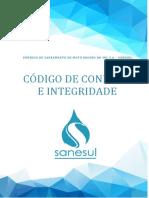 CODIGO DE CONDUTA E INTEGRIDADE