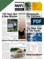 October 2009 Uptown Neighborhood News
