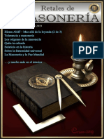 Retales Masoneria Numero 092 - Febrero 2019