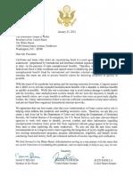 Feinstein-Padilla Letter to Biden