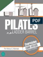 EXERCICIOS NO Ladder-Barrel BRASIL VOLL PILATES