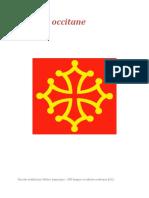 La croix occitane. Dossier réalisé par Olivier Lamarque - CPD langue et culture occitanes (31)