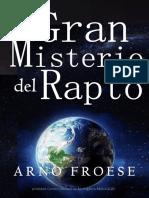 El Gran Misterio del Rapto - Arno Froese