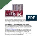 10 Objeciones a la Santa Misa Tradicional