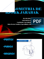 1 CEFALOMETRIA DE JARABAK