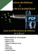 Mecanismo de Defensa y Lesiones de La Cavidad Bucal (1)(1)