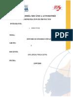 revision estudio economico financiero