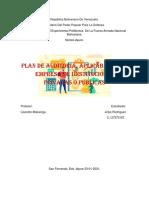 Plan DE Auditoria 2021