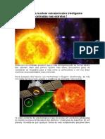Formas de vida nuclear extraterrestre inteligente podem ser encontradas nas estrelas_07Set.2020