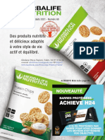 Catalogue Produits 2021 Herbalife Nutrition Tahiti & Polynésie Française
