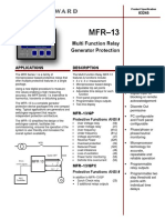 MFR1__Zaštita generatora_Manua_Osnovno