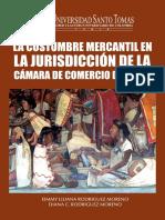 Libro Costumbre Mercantil