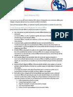 Guía Offline PU2021