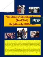 The History of Hip Hop (after 50 Years) Part 3