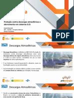 CPE - Descargas Atmosféricas e Aterramento Em GDs