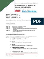 Manual de calibração - ADENANCED BK 0313