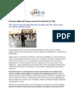 16-02-11 - Rectoría enfila sus cañones hacia la Facultad de la UPR