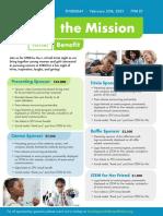 SFH Sponsorship Opportunities
