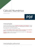 Aula 06 - Interpolação