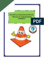 CARTILLA DIDACTICA DE SEGURIDAD VIAL CEM
