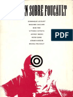 tarcus, horacio (comp) - Disparen sobre Foucault