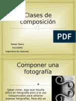 Clases de composición(Exposición)