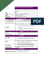 Year 3 CEFR English Language PdPR Module/LP