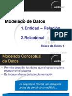 Tema 4.1 - Modelado de Datos Completo Actualizado