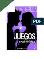 5  Juegos prohibidos-Emma Green