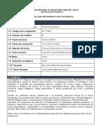 Prospección Geofisica 2020-II
