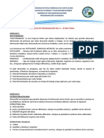 Programación Avanzada - Proyecto 2 - Modificado