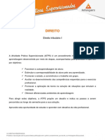 ATPS - Direito Tributario I