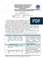 Perangkat IPA KI & KD Kelas 7
