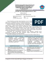 Perangkat IPA KI & KD Kelas 8