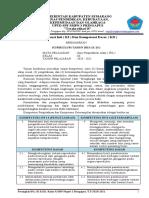 Perangkat IPA KI & KD Kelas 9