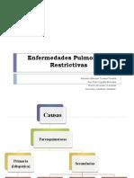 Enfermedades Pulmonares Restrictivas