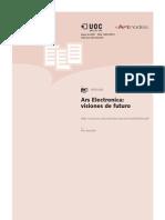 Pau Waelder, Ars electrónica