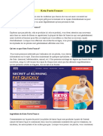 5 Tricks About Keto Forte France You Wish You Knew Before