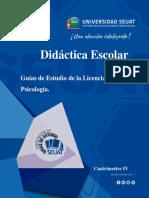 Didáctica Escolar