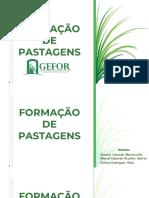 E-book Formação de Pastagens