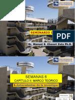 SEMANA 6 CAPITULO II ANTECEDENTES