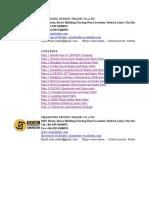 SHANDONG SENXIN TRADE COMPANY chinaloader.com Products catalogue