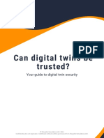 Can Digital Twins Be Trusted?