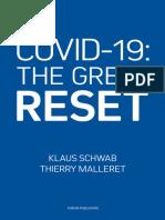 Malleret, Thierry_ Schwab, Klaus - COVID-19_ the Great Reset Deutsch-Forum Publishing