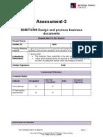 BSBITU306Assessment-3 v 1.3