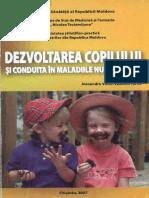 Dezvoltarea copilului si conduita in maladiile nutritionale 2007_Optimized